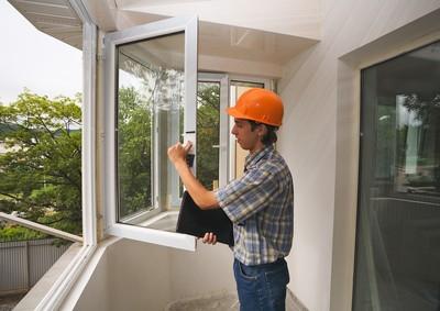 Plastikinių langų ir durų priežiūra