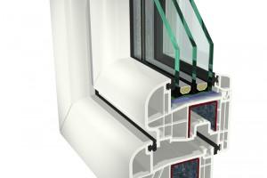 Plastikiniai langai – Gealan S 8000 IQ Plus
