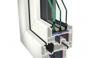 Plastikiniai langai – Gealan S 9000